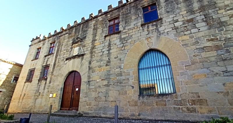 Palacio de Sada en Sos del Rey Católico