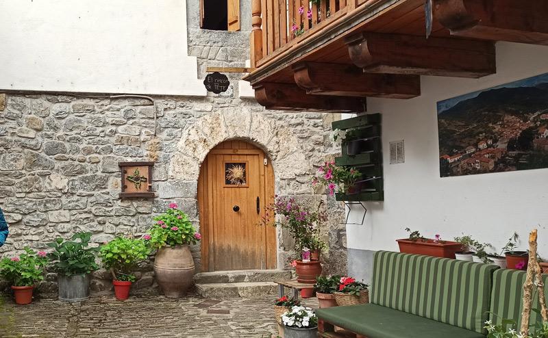 Arquitectura Roncalesa en Navarra