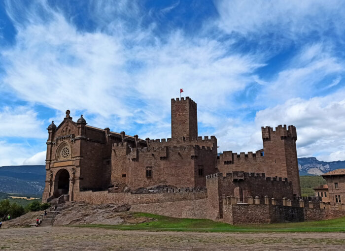 Visitas al Castillo de Javier en Navarra