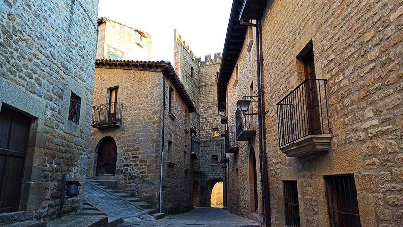 Calles de Sos del Rey Católico