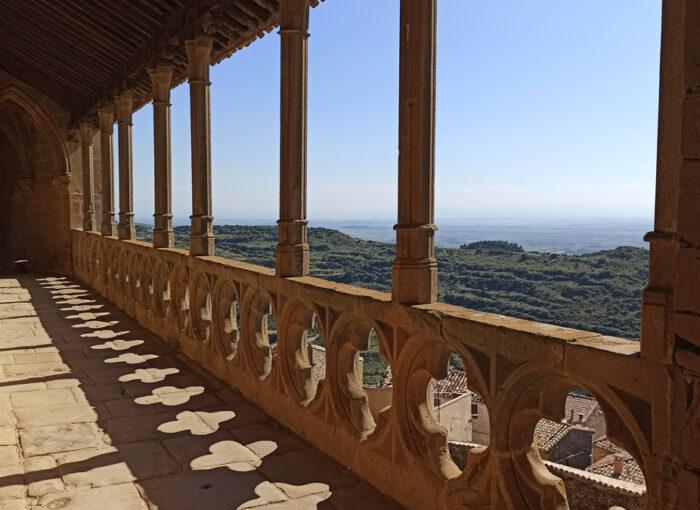 Qué ver en Ujué, Navarra